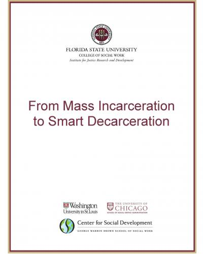 From Mass Incarceration to Smart Decarceration
