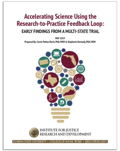 Accelerating Science Using the Research-to-Practice Feedback Loop