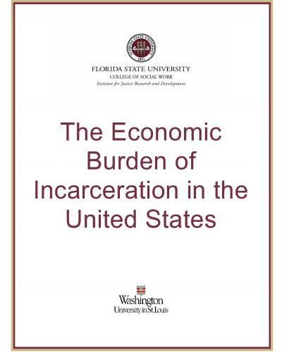 economic burden of incarceration