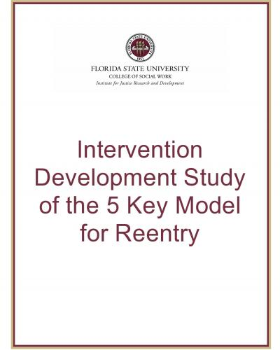 5Key Model intervention development study