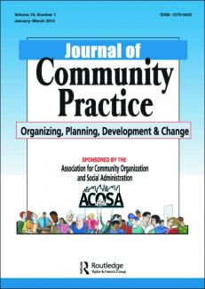 Constructing community change: Assertive Community Treatment for persons with severe mental illness as a community change intervention.