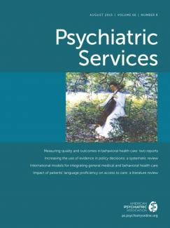 General Medical Problems of Incarcerated Persons With Severe and Persistent Mental Illness: A Population-Based Study